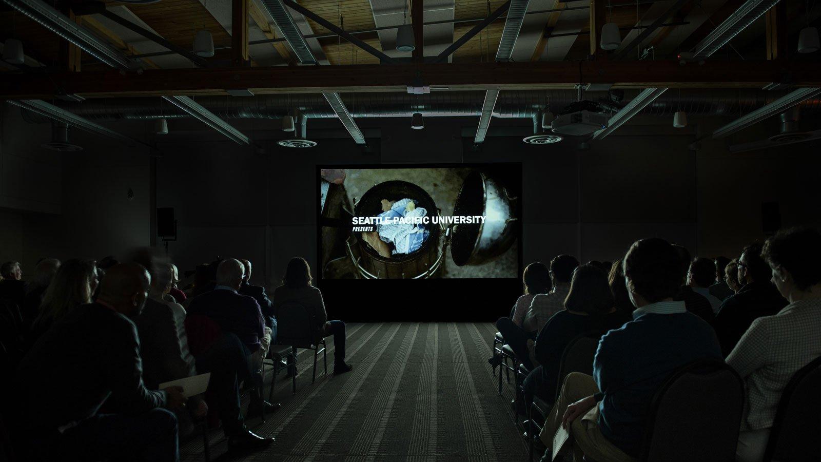SPU Screening of Faith & Co. film series