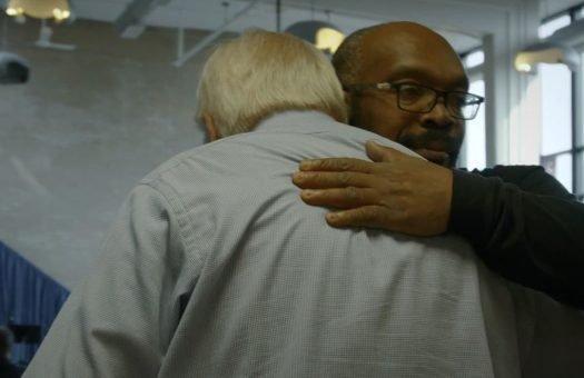 Pastor's Hug